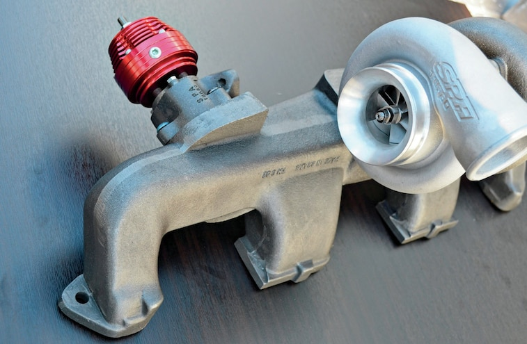 Spa Turbo Exhaust Manifold