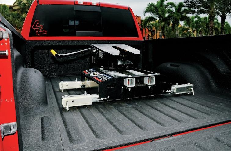 2 Dodge Ram 1500 Bed
