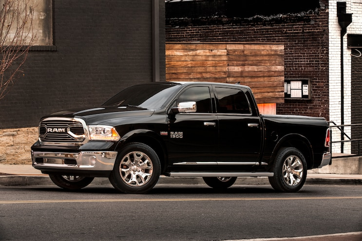 2015 Ram Laramie Limited Pours on the Lux in Chicago