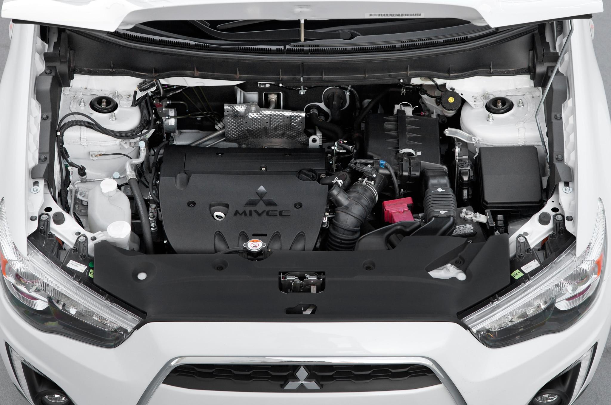 2015 Mitsubishi Outlander Sport 2 0L First Test - Motor Trend