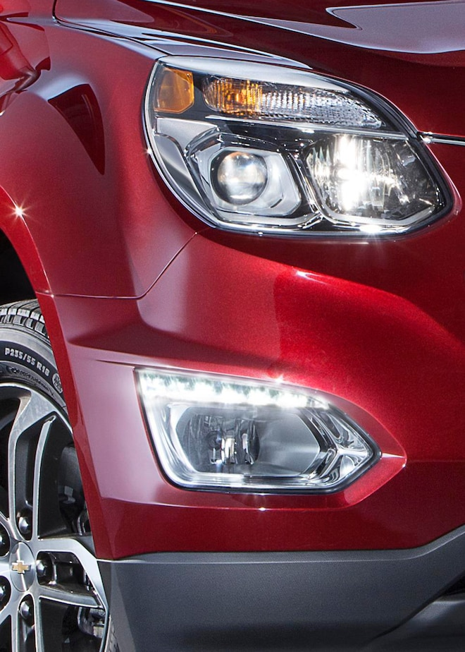 2016 Chevrolet Equinox Teaser Full