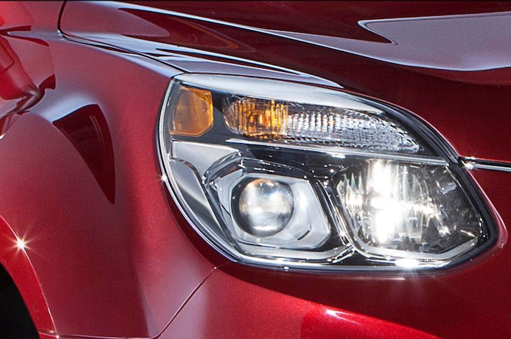 Updated 2016 Chevrolet Equinox Coming to Chicago Auto Show
