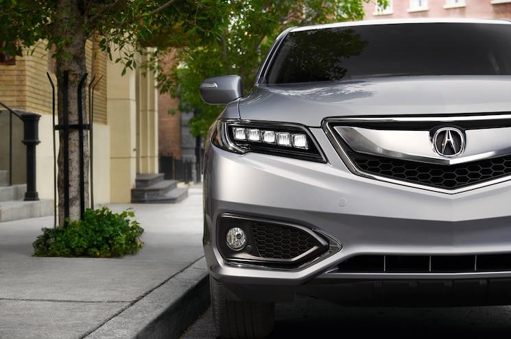 2016 Acura RDX Front Headlight
