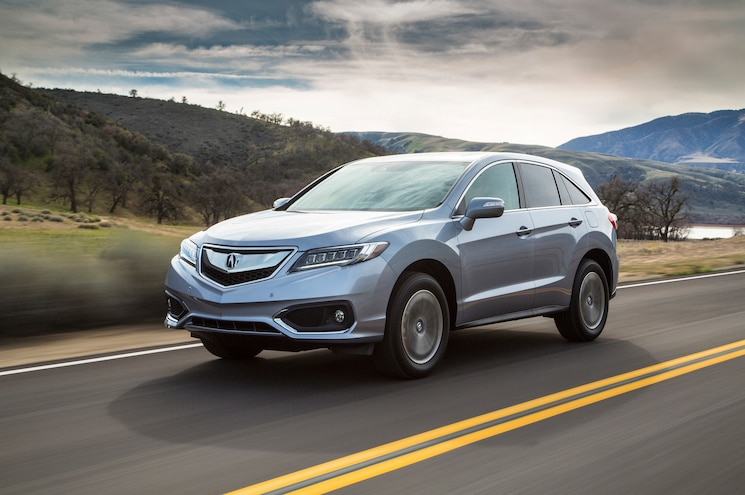 More Power on the Way for Updated 2016 Acura RDX