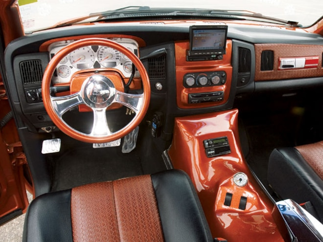 Custom 2002 Dodge Ram Feature Truck Sport Truck Magazine