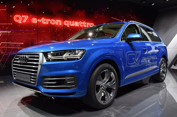 Audi Executives Confirm Q1 and Q8 Crossovers