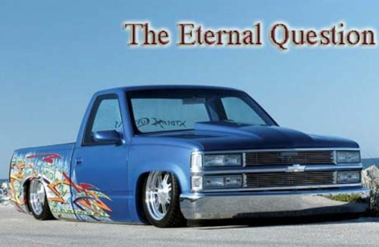 Build A Chevy Truck >> 1994 Chevy Silverado Custom Chevy Truck Sport Truck Magazine