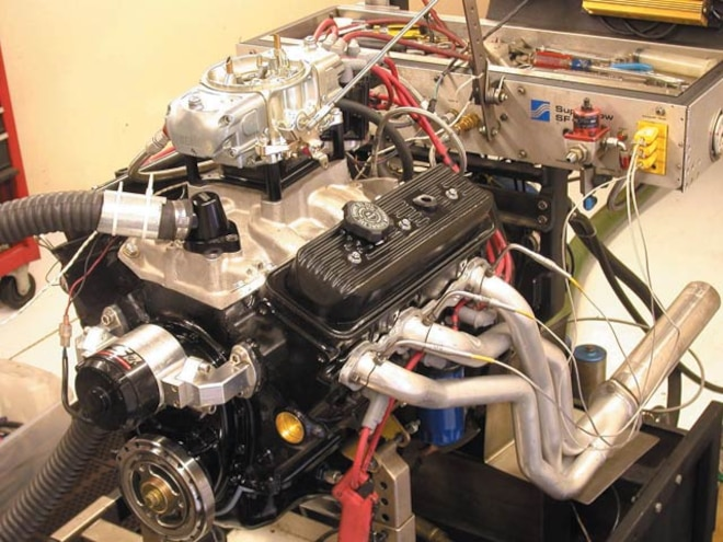 Chevy 4 3L 262ci V-6 - Engine Build