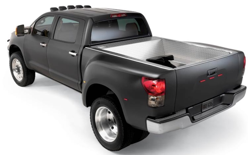 custom Toyota Tundra HD rear View