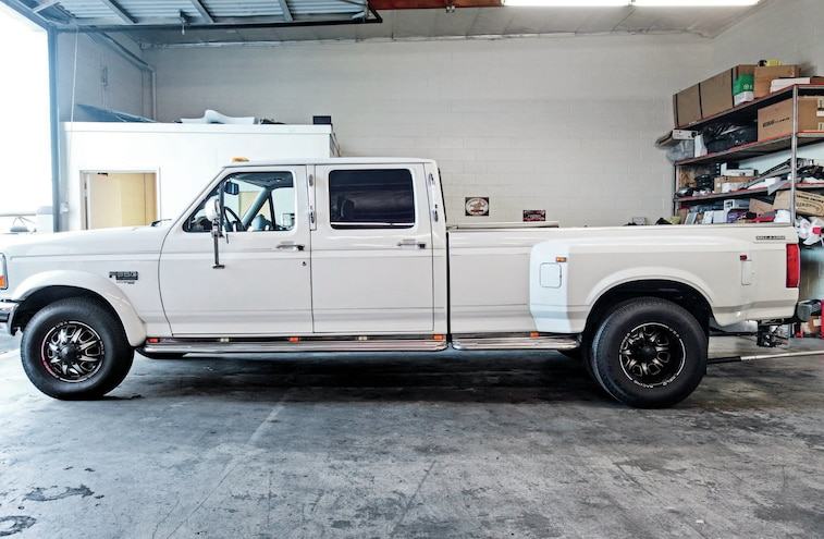 1995 Ford F-350 Suspension Upgrade - Shock Therapy