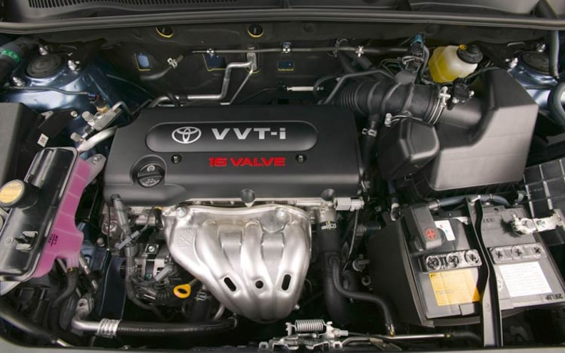 2008 Toyota Rav4 engine