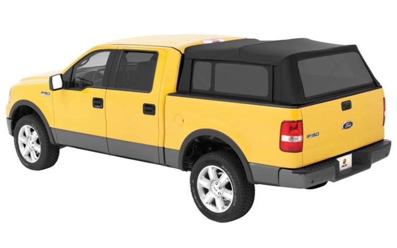 The Latest Truck Caps And Tonneau Covers Truck Accessories