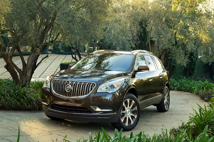 2016 Buick Enclave Tuscan Edition 001