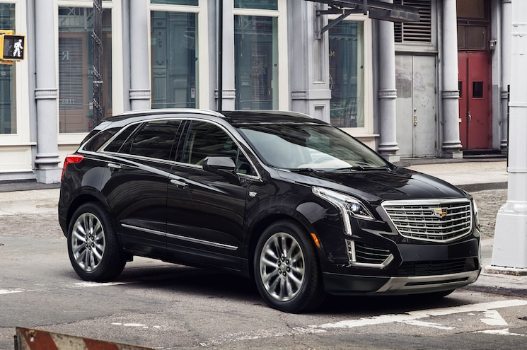 2017 Cadillac XT5 First Look