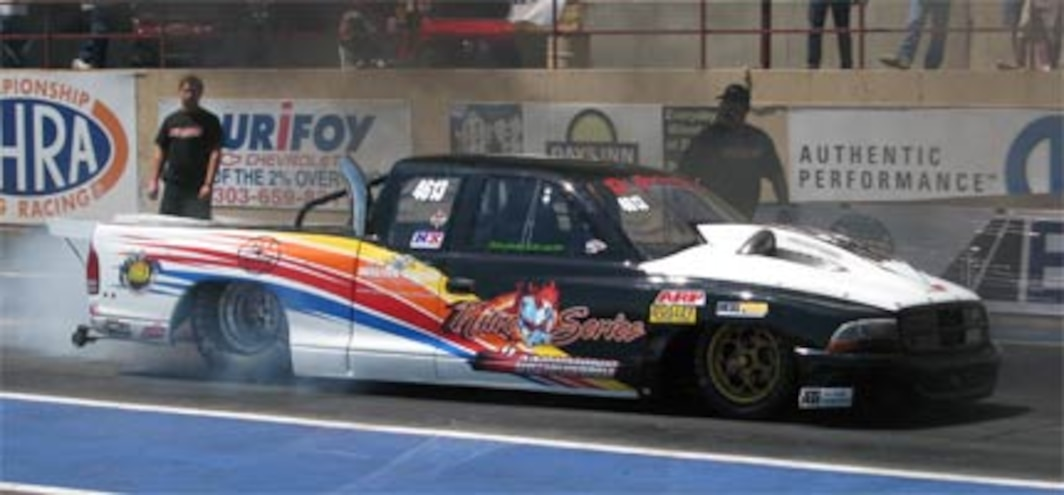 MotorSport News: Dr. Performance Diesel Drag Truck Sets New Record