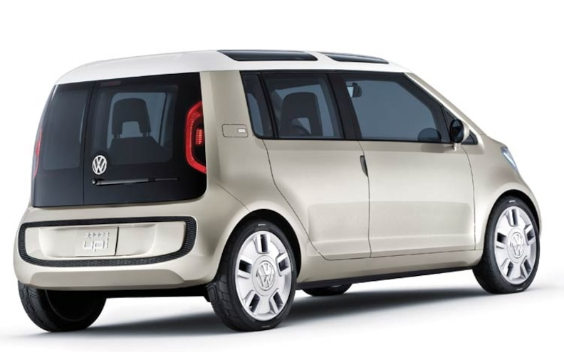 2007 Los Angeles Auto Show Hyrids volkswagen Up