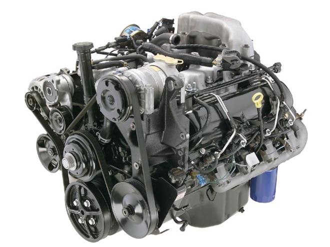 duramax Diesel Engine Swap detroit 65L