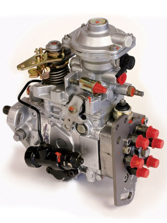 diesel Fuel Injection Tech injection Pump