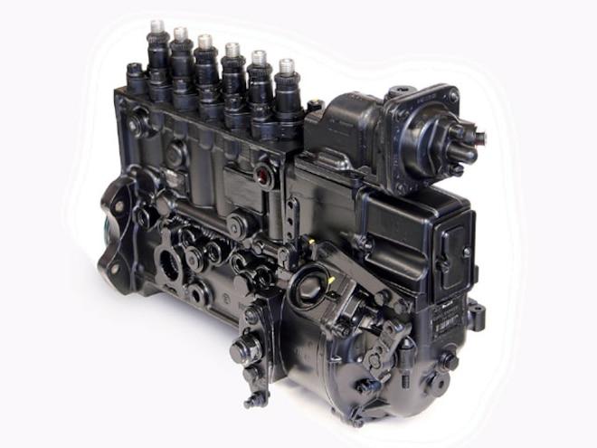 diesel Fuel Injection Tech bosch P7100
