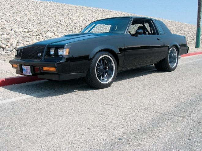 1982 Buick Regal left Front View