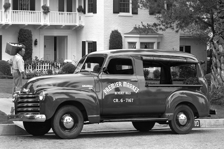 Chevrolet Looks At Its Past Vans As City Express Hits Streets