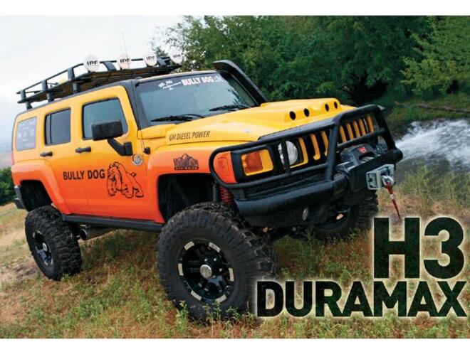 2006 Hummer H3 Duramax - Diesel Engined Hummer SUV - Diesel