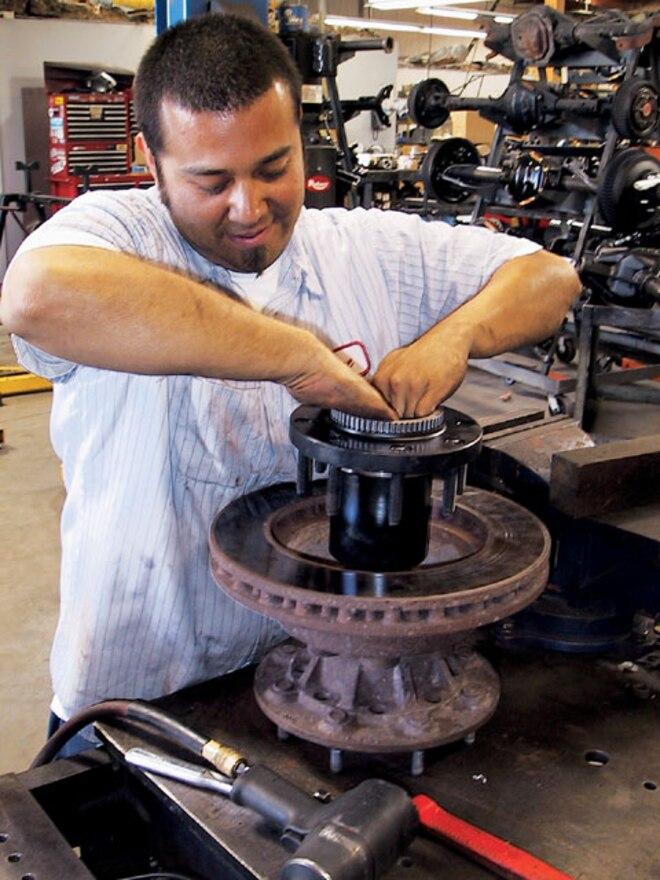 4x4 Wheel Hub Upgrade pre Assembled Rotor