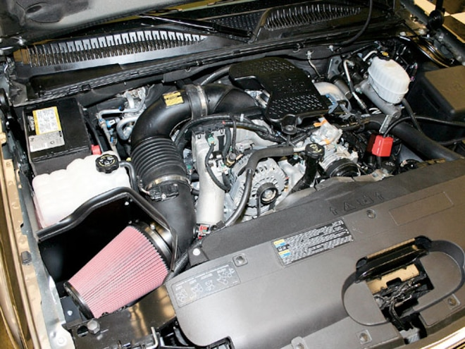 diesel Performance Modifications cold Air Intake