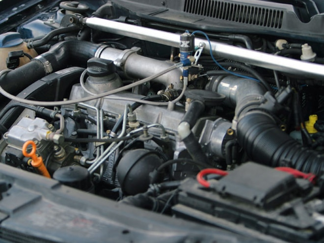 2002 Vw Jetta Tdi 1.9 Liter Engine