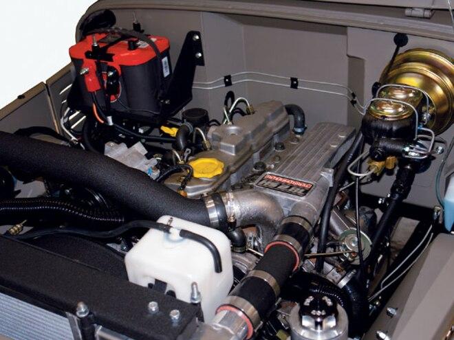 Toyota Land Cruiser Fj40 Diesel Engine Swap - Diesel Power