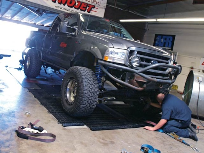 living With Biodiesel f250 Project Truck