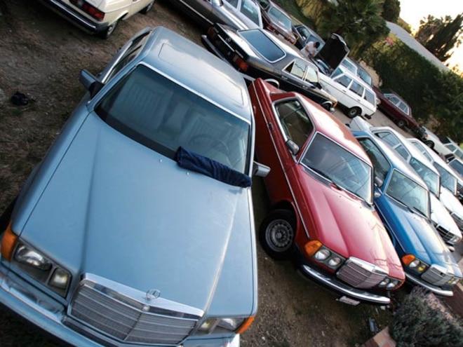 1980s Diesel Vehicles mercedes Diesels