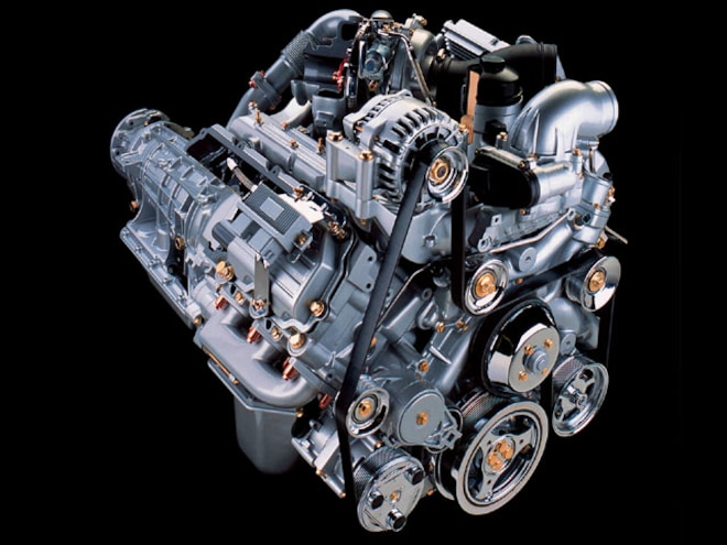 top Ten Diesel Engine Swaps diesel Powerplant