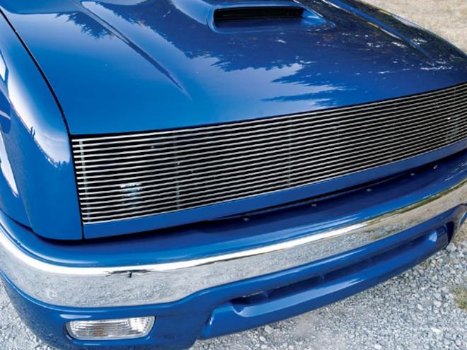 1995 Toyota Tacoma phantom Grille