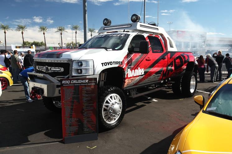 2014 Chevrolet Silverado 3500 Hd Roq Crusher