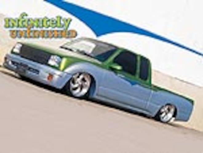 Custom 1997 Toyota Tacoma - Infinitely Unfinished