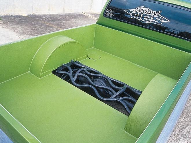1997 Toyota Tacoma custom Bed