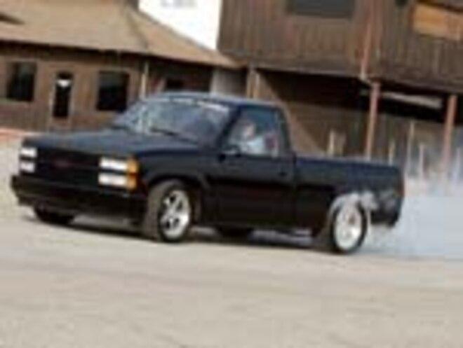 Chevy 1500 Twin Turbo Rat Rod - Sport Truck Magazine