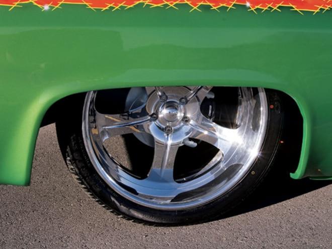 1980 Chevrolet C10 custom Wheel