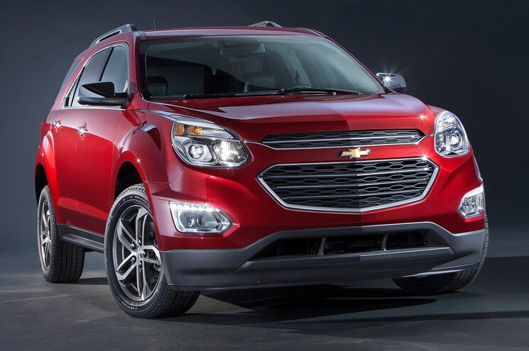 2016 Chevrolet Equinox Revealed for Chicago