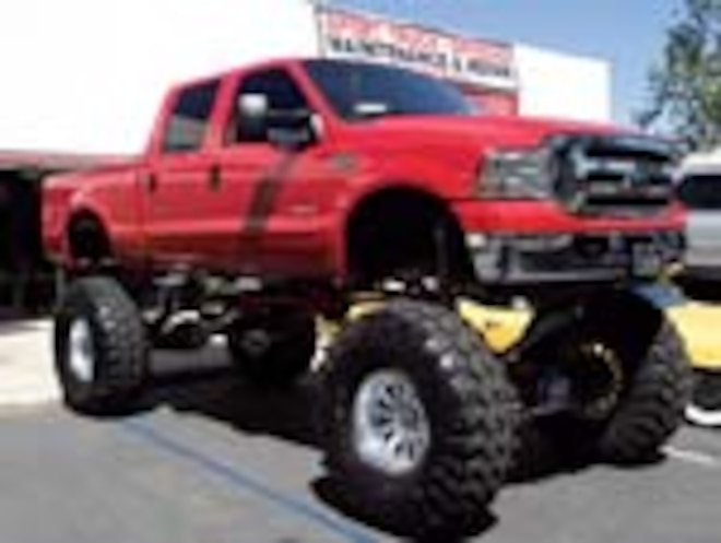 Truck Lift Kits - State Rules, Laws, and Guidelines - Sport