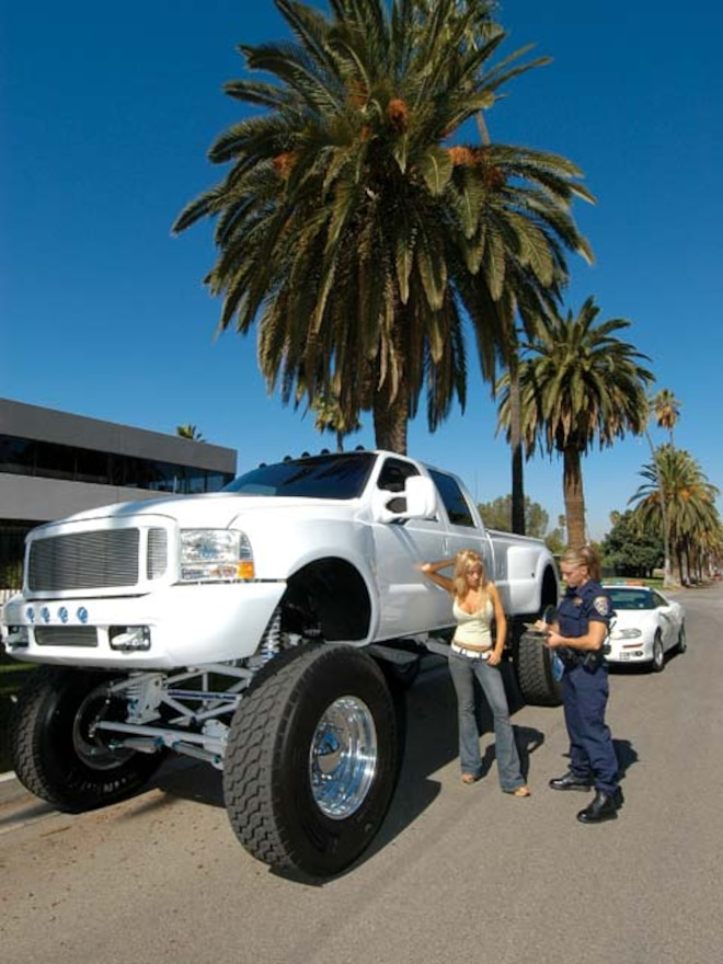 Truck Lift Kits - State Rules, Laws, and Guidelines - Sport Truck