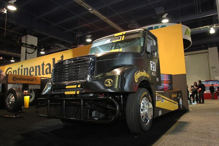 042 Baddest Diesel Trucks SEMA 2015