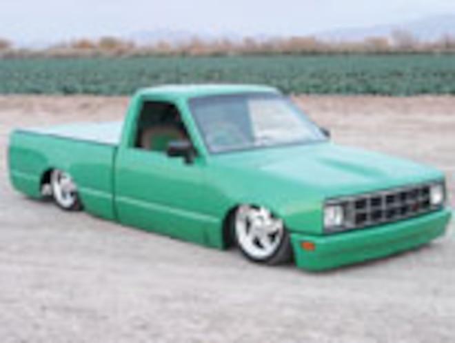 1984 Isuzu Pup - Decadence - Custom Truck - Sport Truck Magazine