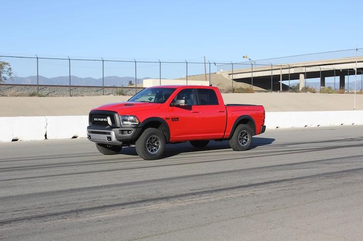 Pickup Truck of the Year Walk-Around: 2016 RAM 1500 Rebel