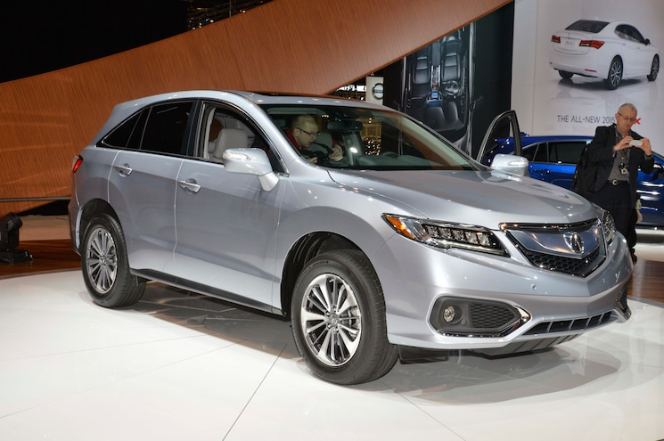 2016 Acura RDX Gets Fleshed Out