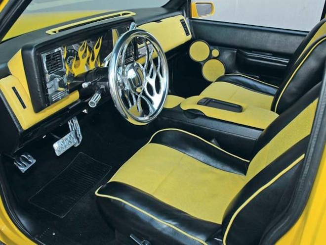 Custom 1991 Chevrolet Silverado Truck Sport Truck Magazine