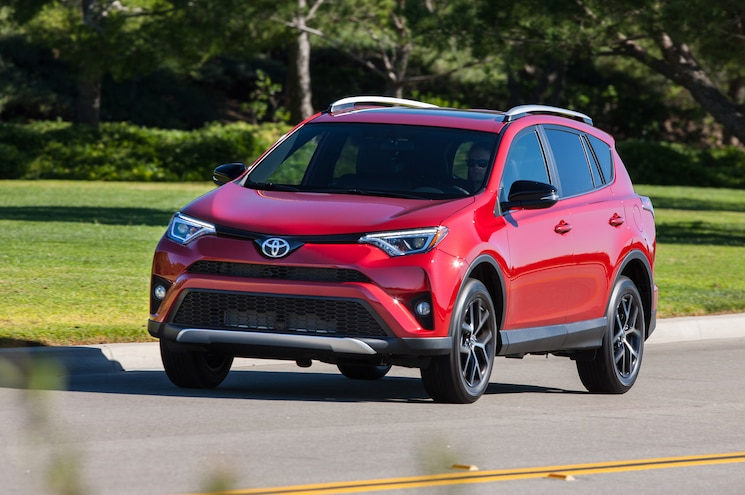 March 2016 SUV Sales: Compact Crossover Crush