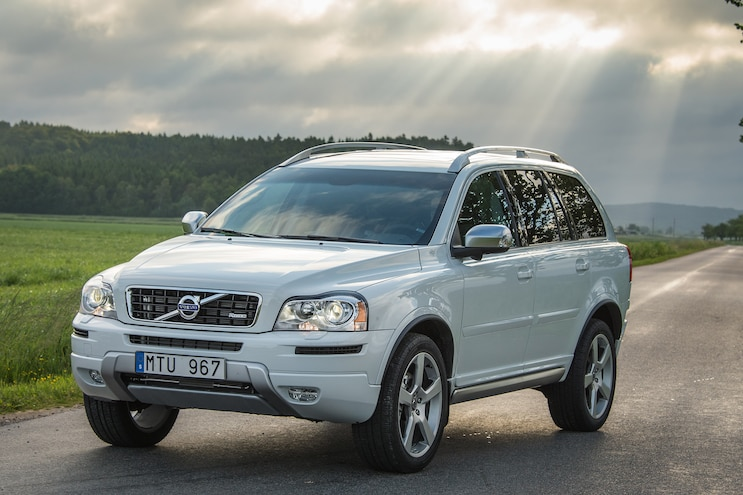 Truck Trend Pre-Owned: 2003 to 2014 Volvo XC90