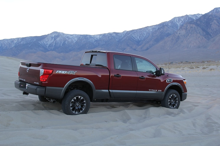 Pickup Truck of the Year Walk-Around: 2016 Nissan Titan XD Pro-4X